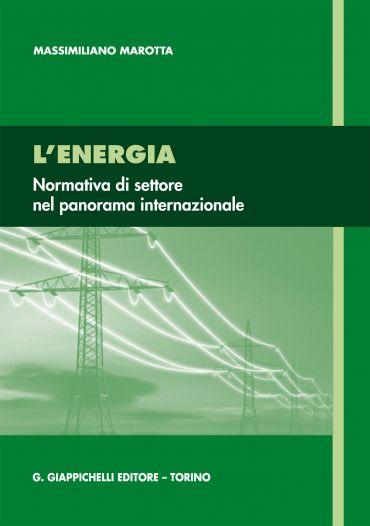 L'energia: normativa di settore nel panorama internazionale.