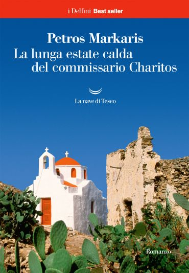 La lunga estate calda del commissario Charitos ePub