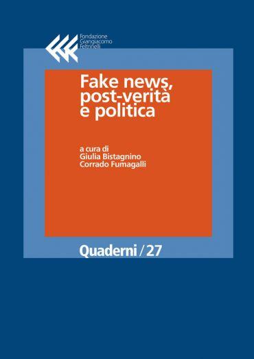 Fake news, post-verità e politica ePub