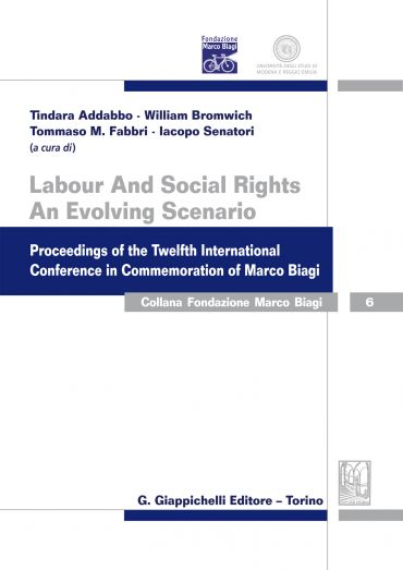 Labour And Social Rights. An Evolving Scenario ePub