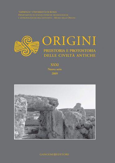 Origini - XXXI