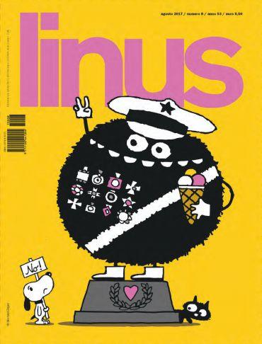 Linus. Agosto 2017