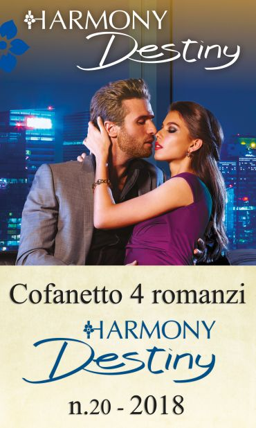 Cofanetto 4 Harmony Destiny n.20/2018 ePub