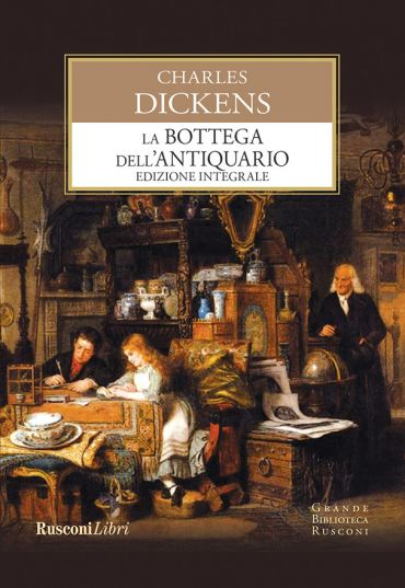 La bottega dell'antiquario ePub