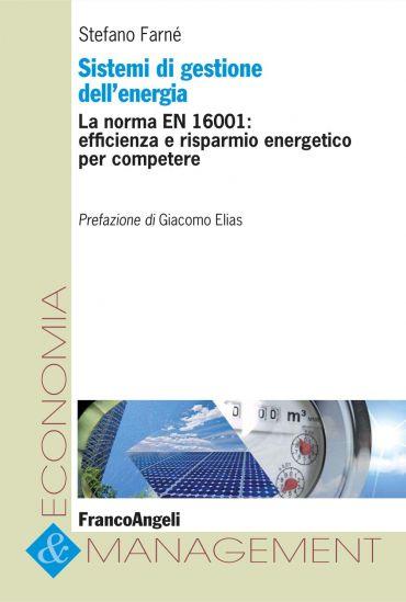 Sistemi di gestione dell'energia. La norma EN16001: efficienza e
