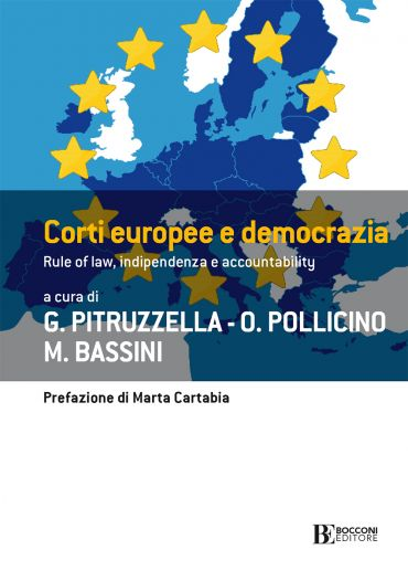 Corti europee e democrazia ePub