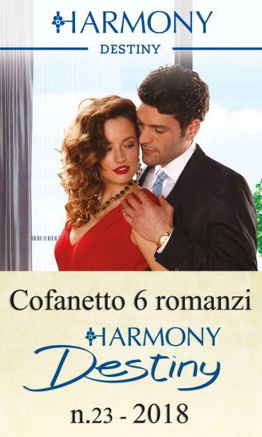 Cofanetto 6 Harmony Destiny n.23/2018 ePub