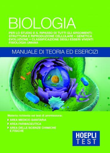 Biologia - Manuale di teoria ed esercizi ePub