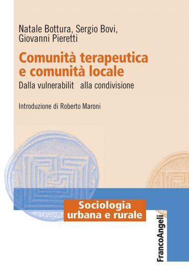 Comunità terapeutica e comunità locale. Dalla vulnerabilità alla