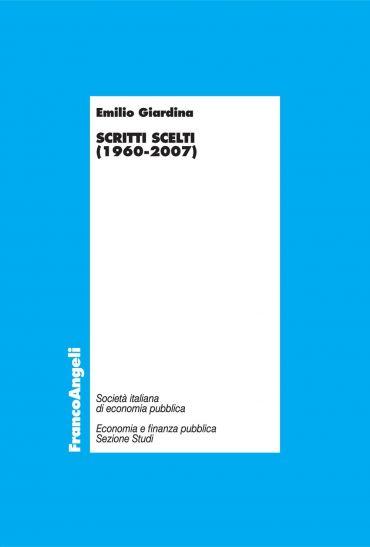 Scritti scelti (1960-2007)