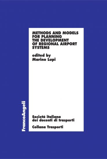 Methods and models for planning the development of regional airp