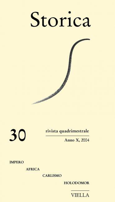 Storica (2004) Vol. 30