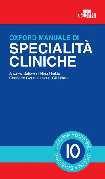 Oxford Manuale di specialità cliniche ePub