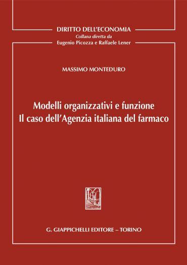 Modelli organizzativi e funzione