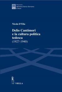 Delio Cantimori e la cultura politica tedesca (1927-1940)