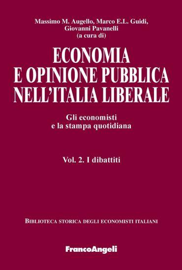 Economia e opinione pubblica. Gli economisti e la stampa quotidi