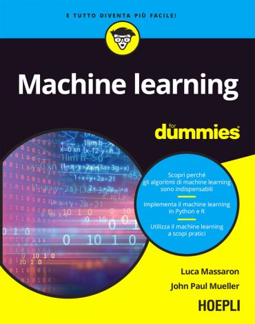 Machine learning for dummies ePub