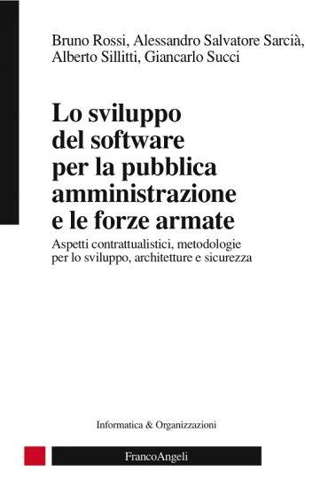 Lo sviluppo del software per la pubblica amministrazione e le fo