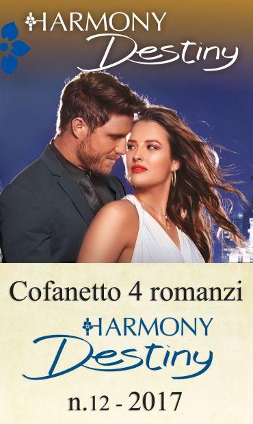 Cofanetto 4 Harmony Destiny n.12/2017 ePub