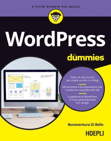 Wordpress for dummies ePub