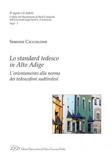 Lo standard tedesco in Alto Adige