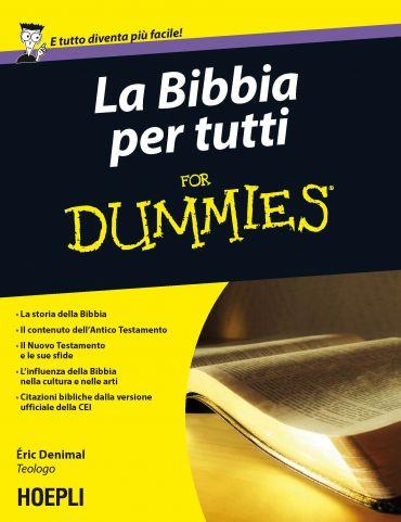 La Bibbia per tutti For Dummies ePub