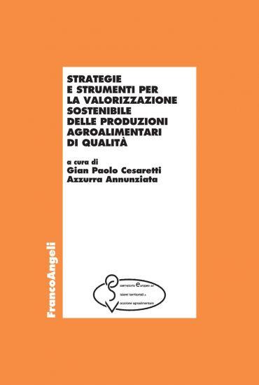 Strategie e strumenti per la valorizzazione sostenibile delle pr