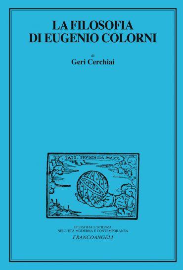 La filosofia di Eugenio Colorni