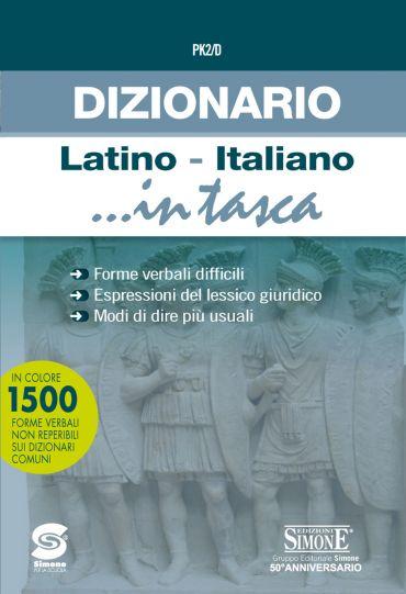 Dizionario Latino - Italiano ...in tasca