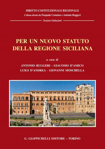 Per un nuovo statuto della regione siciliana ePub