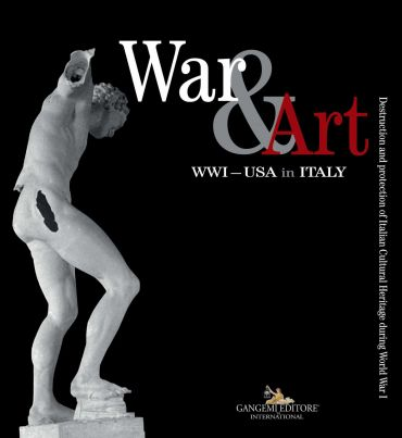War & Art WWI – USA in ITALY ePub