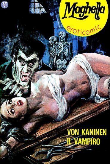 Von Kaninen il vampiro ePub