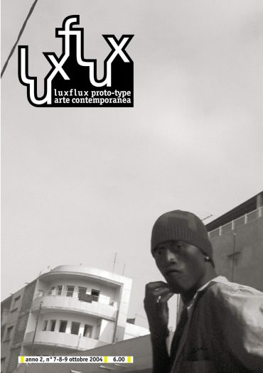 Luxflux prototype arte contemporanea Anno II, n. 7-8-9/2004 ePub