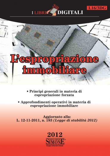 L'espropriazione immobiliare