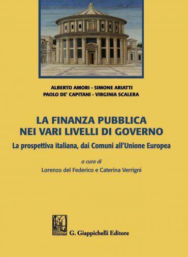 La finanza pubblica nei vari livelli di governo