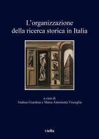 L'organizzazione della ricerca storica in Italia ePub