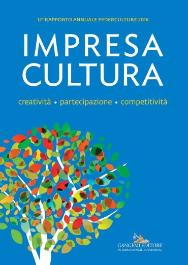 Impresa Cultura. Creatività. partecipazione, competitività ePub