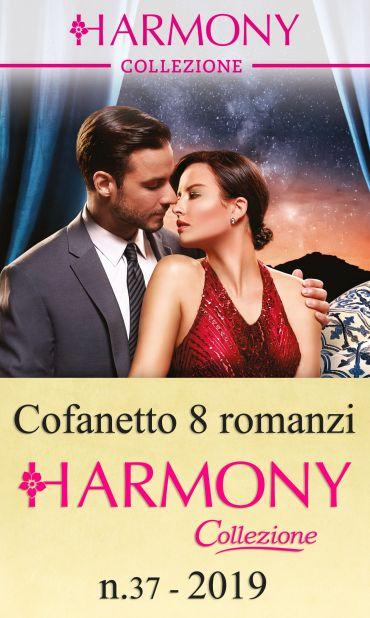 Cofanetto 8 Harmony Collezione n.37/2019 ePub