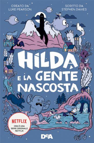 Hilda e la gente nascosta ePub