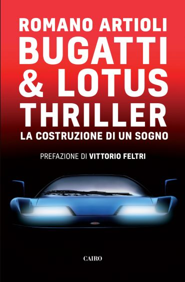 Bugatti & Lotus Thriller ePub