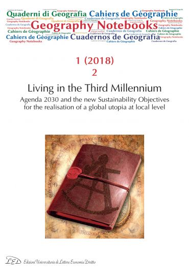 Geography Notebooks. Vol 1, No 2 (2018). Living in the Third Mil