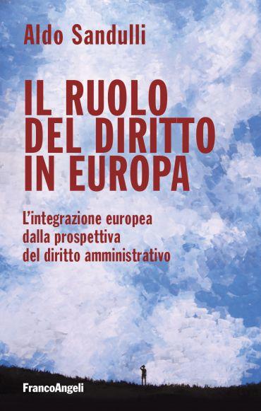 Il ruolo del diritto in Europa ePub