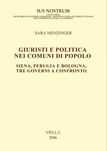 Giuristi e politica nei comuni di Popolo