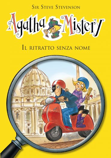 Il ritratto senza nome. Agatha Mistery. Vol. 11 ePub