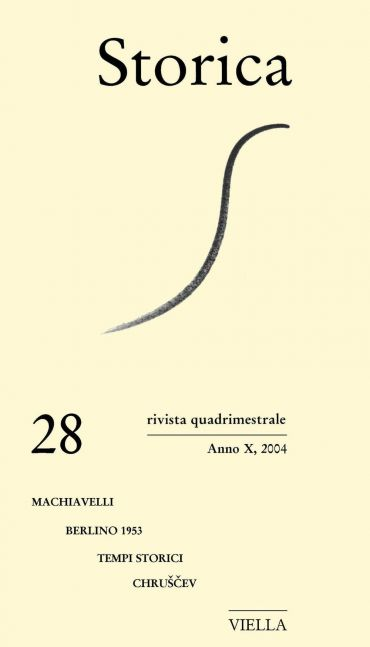 Storica (2004) Vol. 28