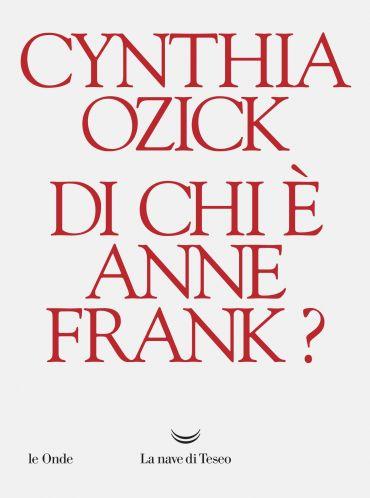 Di chi è Anne Frank? ePub