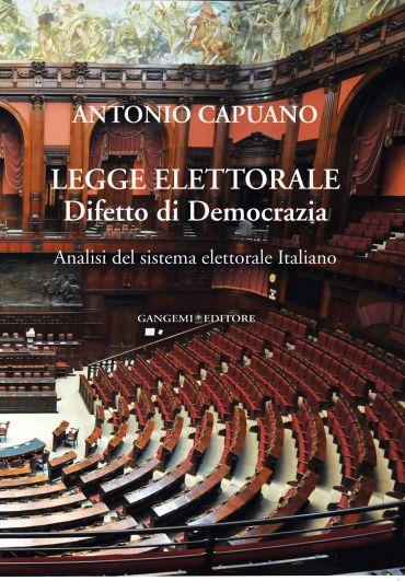 Legge Elettorale. Difetto di Democrazia