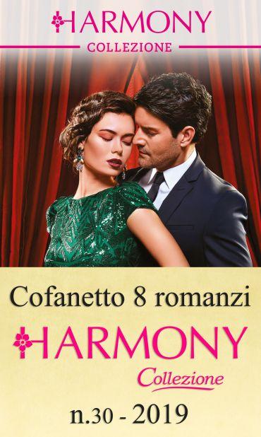 Cofanetto 8 Harmony Collezione n.30/2019 ePub