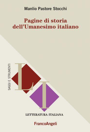 Pagine di storia dell'Umanesimo italiano