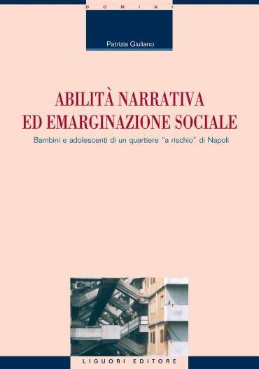 Abilità narrativa ed emarginazione sociale